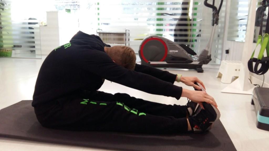 ejercicio flexibilidad