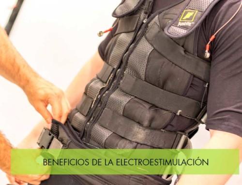 Beneficios de la Electroestimulación