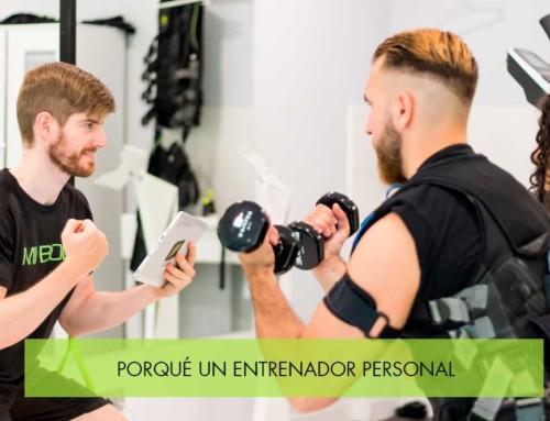 Porqué necesitas un personal trainer