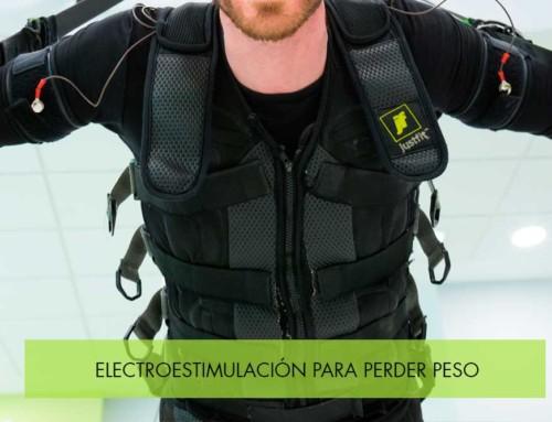 Cómo usar la electroestimulación para perder peso