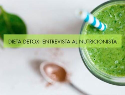 Entrevista al nutricionista Daniel Santolaya sobre la Dieta Detox de Frutolandia