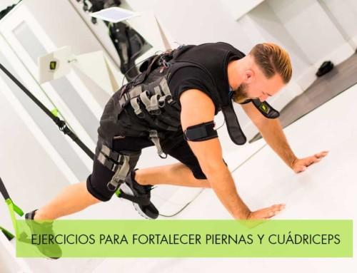 Ejercicios para fortalecer piernas y cuádriceps