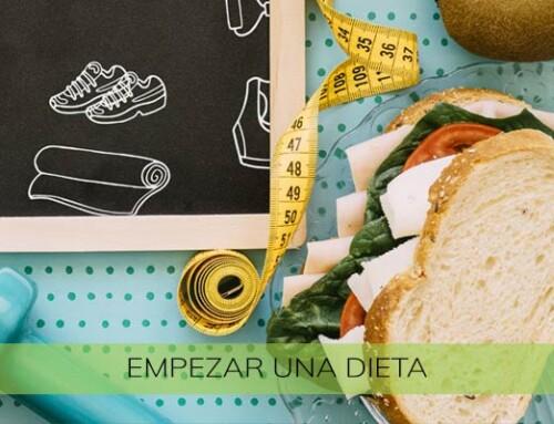 6 trucos para ponerte a dieta