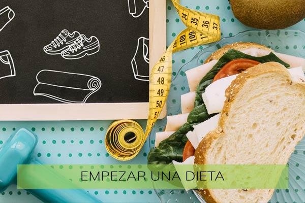 cómo hacer dieta